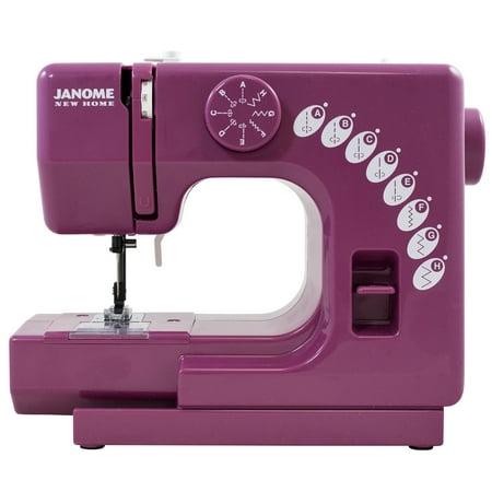 Janome Merlot Sew Mini Sewing Machine on