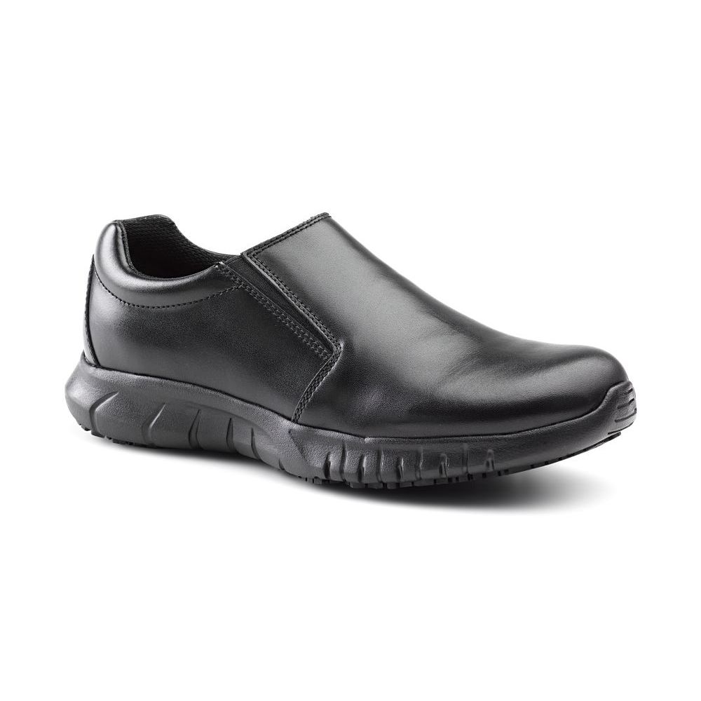keuka suregrip mens cater casual slip resistant work shoes