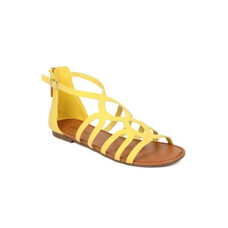 Mephisto Nubuck Sandals - New Women Breckelles Sara-21 Nubuck Open Toe Gladiator Flat Sandal