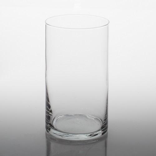 """Eastland Cylinder Vase 3.25"""" x 6"""" Set of 12"""