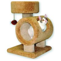 Beatrise Kitty Play Center 24 in. Cat Tree