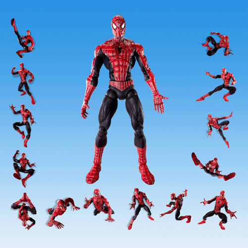 "Toy Biz Spider-Man 2: 18"" Action Figure"