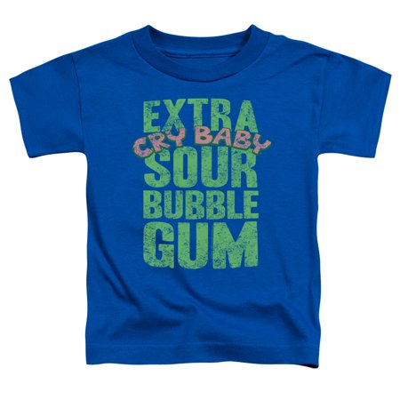Dubble Bubble/Extra Sour   S/S Toddler Tee   Royal      Dbl148
