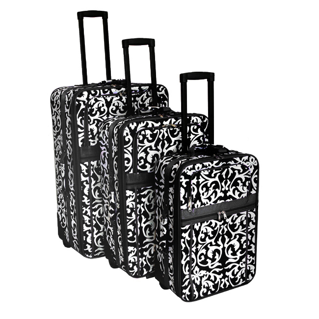 All-Seasons Vacation 3 Piece Luggage Set II