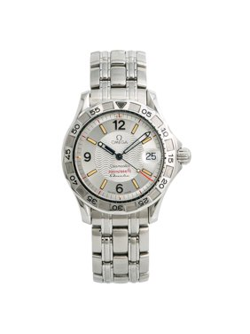 Pre-Owned Omega Seamaster 196.1526 Steel  Watch (Certified Authentic & Warranty)