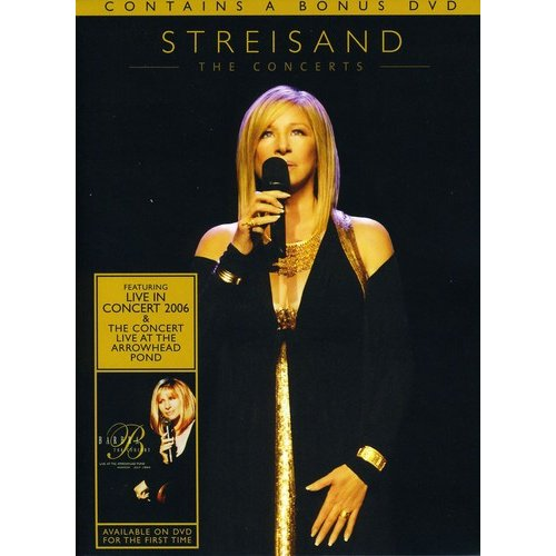 Streisand: The Concerts (Full Frame)