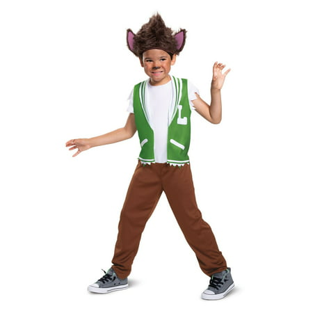 Halloween Super Monsters Lobo Howler Classic Toddler - Monster Halloween Costume Toddler