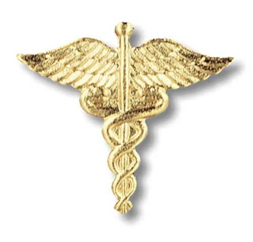 Prestige Medical Emblem Pin
