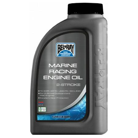 Bel-ray Marine Racing 2-stroke Engine Oil 1l 99721-bt1