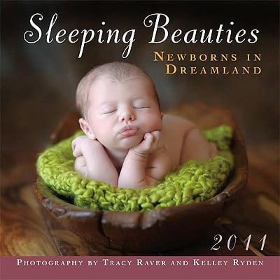 Sleeping Beauties Newborns In Dreamland 2011 Calendar Walmart