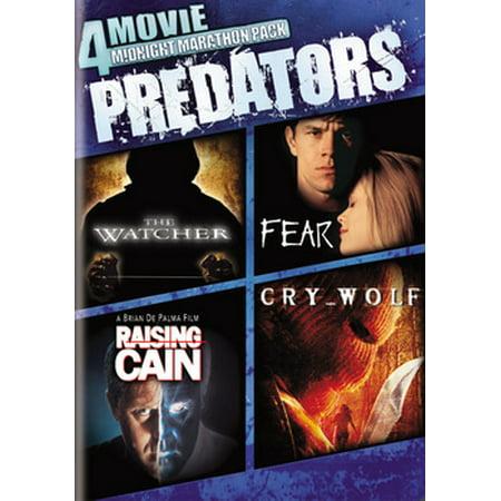 4-Movie Midnight Marathon Pack: Predators -