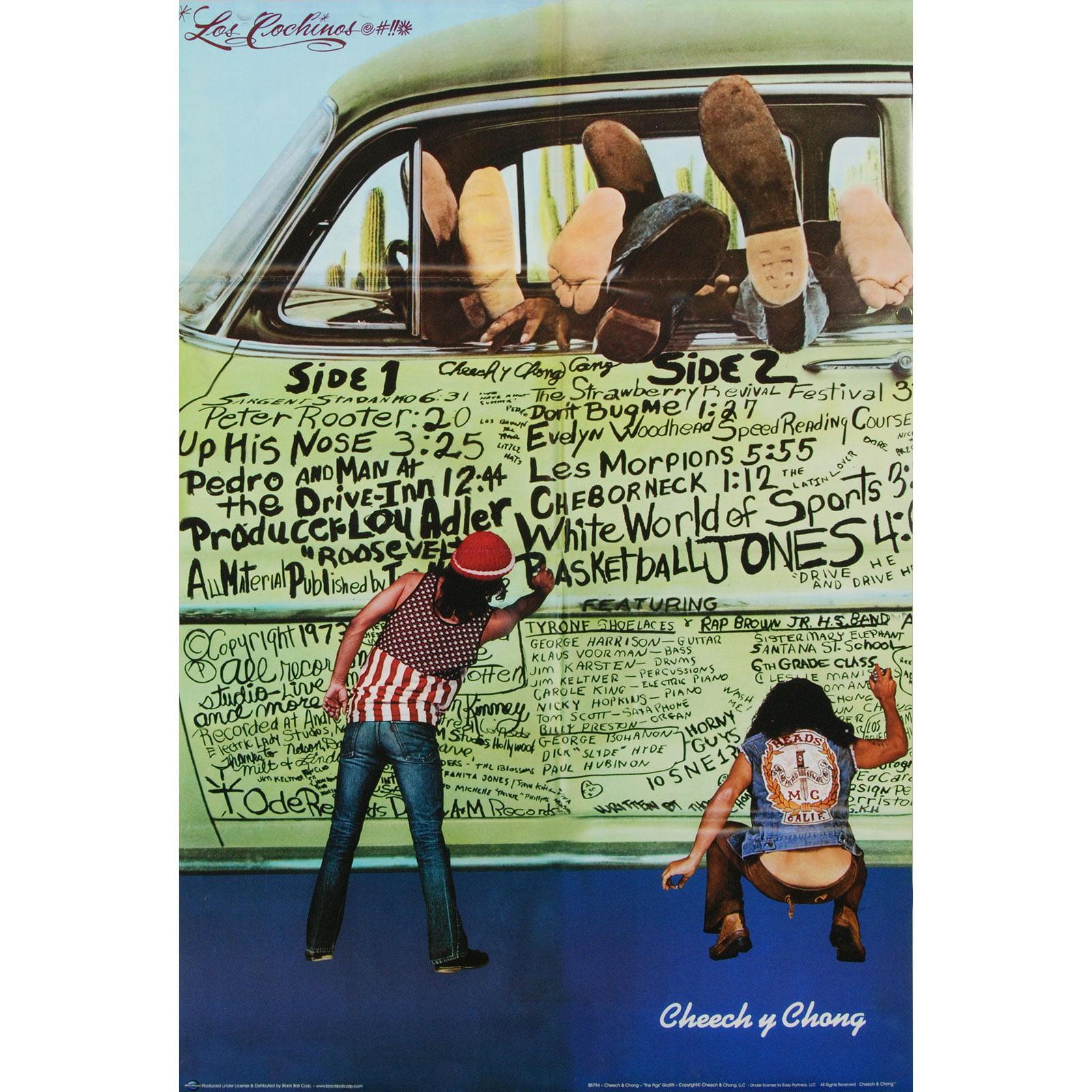 Cheech & Chong - Domestic Poster