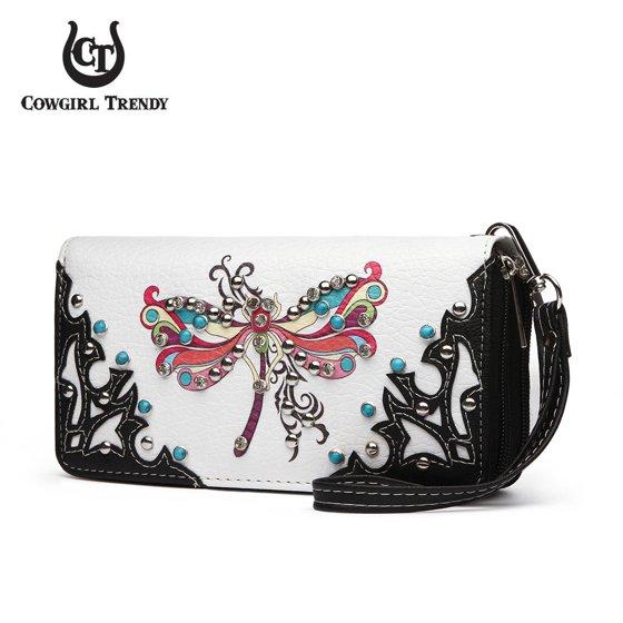 e23f77eb2 Blancho Bedding - Western Handbag Wristlet Crossbody Purses Womens Gold -  Walmart.com
