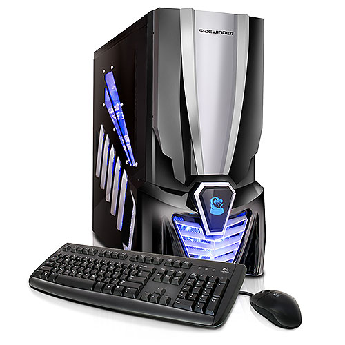 iBuypower Gamer 901-WL Desktop PC with Intel Core 2 Duo Processor E8200