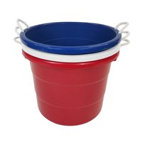 Deals on 3 Set of Mainstays 17 Gallon Tubs