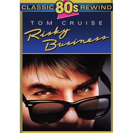 Risky Business (DVD) for $<!---->