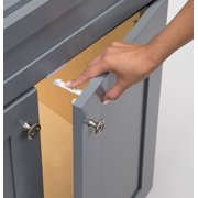 Safety 1st Adhesive Cabinet Latch for Childproofing, 4 Pack