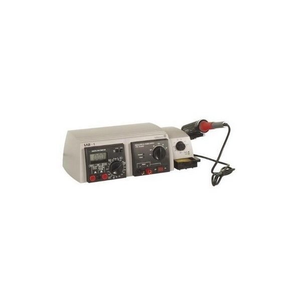 Velleman Soldering Station Power Supply And Digital Multi...