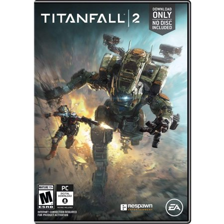 Titanfall 2, Electronic Arts, PC, 014633733983