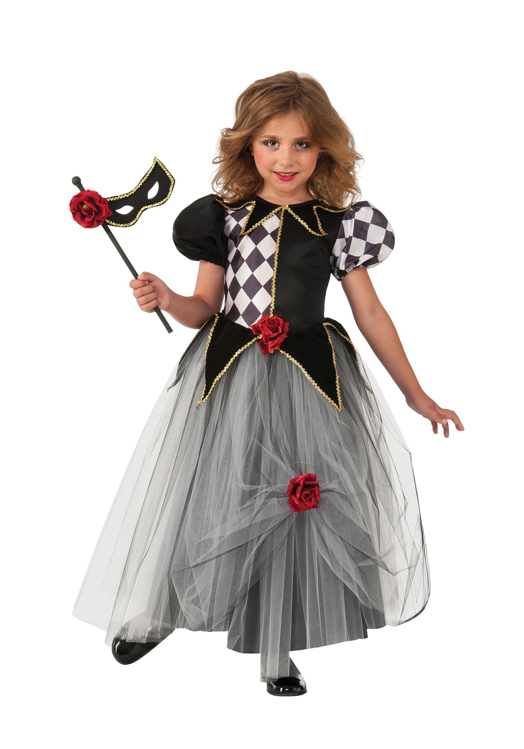 Girls Masquerade Princess Costume - Walmart.com