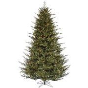Vickerman Pre-Lit 7.5' Itasca Frasier Artificial Christmas Tree, Dura-Lit, Clear Lights