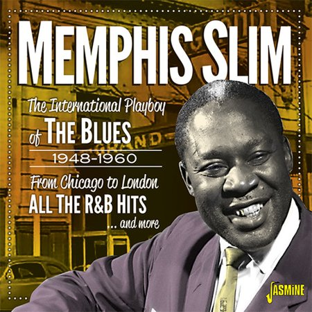 International Playboy Of The Blues 1948-1960: From Chicago To London -All The R&B Hits & More (CD)](R&b Halloween London)