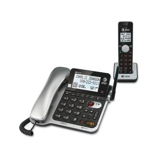 At&t AT&T CL84102 DECT 6.0 Cordless Phone - Silver ATTCL84102