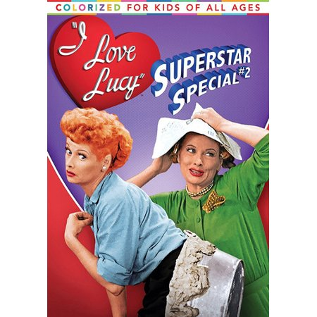 I Love Lucy  Superstar Special  2  Full Frame