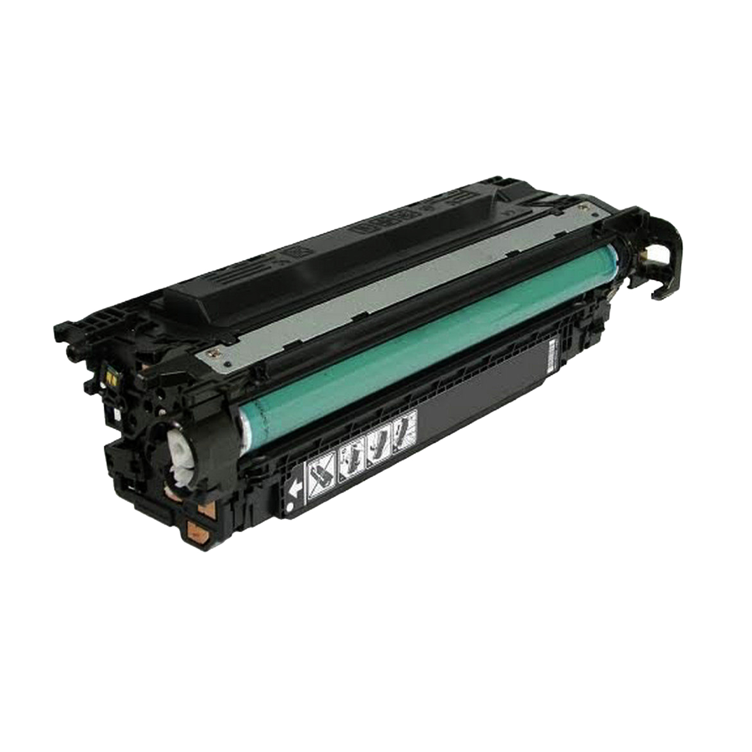 1 Pack New Compatible with HP CE250A Toner Cartridge for HP Color LaserJet CM3530 CM3530fs CP3525
