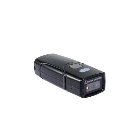 QR Wireless Barcode Scanner BT & 2.4G Wireless Connection Portable Codebar/QR/ Data Matrix/PDF417 Scanner for Laptop/Mobile (Best Qr Scanner App)