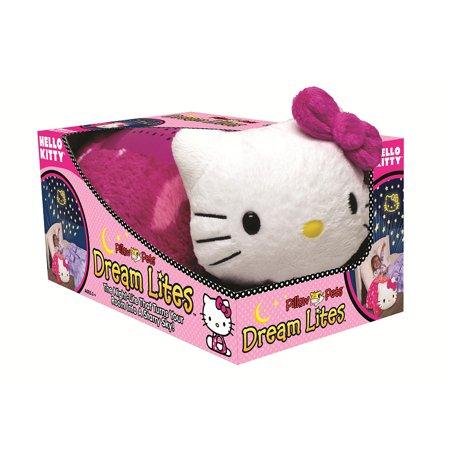 As Seen on TV Pillow Pet Dream Lites, Hello Kitty](Hello Kitty Desk Accessories)