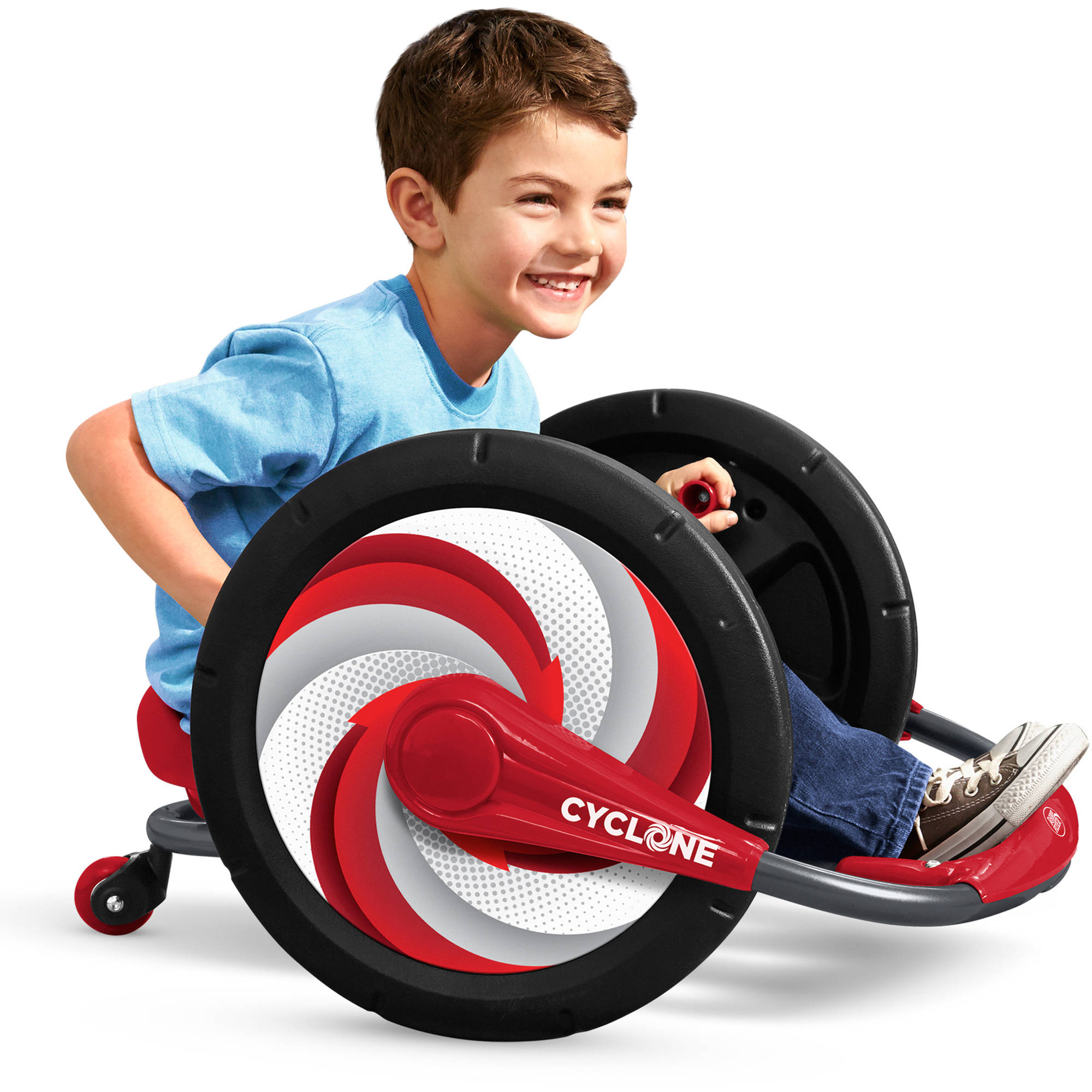 Radio Flyer Cyclone Ride Walmart