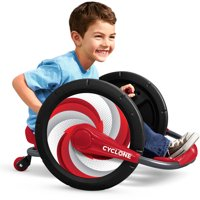 """Radio Flyer, Cyclone Ride-on, Arm Powered, 16"""" Wheels, Red"""