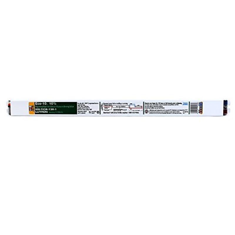 Lutron ECO-T528-120-1 ECO-10 Rapid Start Electronic Fluor...