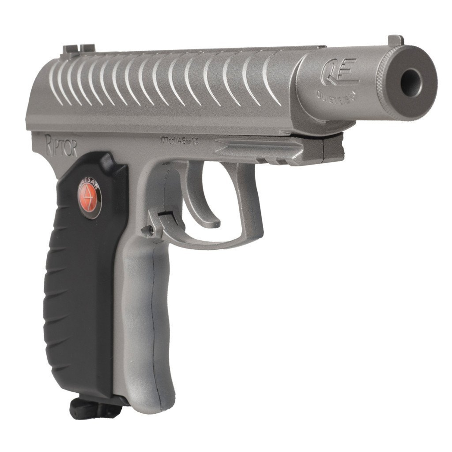 Hatsan Riptor CO2 BB Pistol BlowBack/Metal/QE