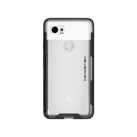 new arrival 90a14 24607 Google Pixel 2 XL Case, Ghostek Cloak 3 Series Hybrid Impact Slim  Protective Dual Layer Cover Modern Contemporary Design | Black