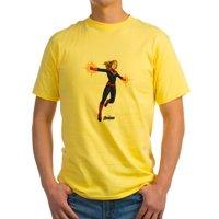 CafePress - Captain Marvel Light T Shirt - Light T-Shirt - CP