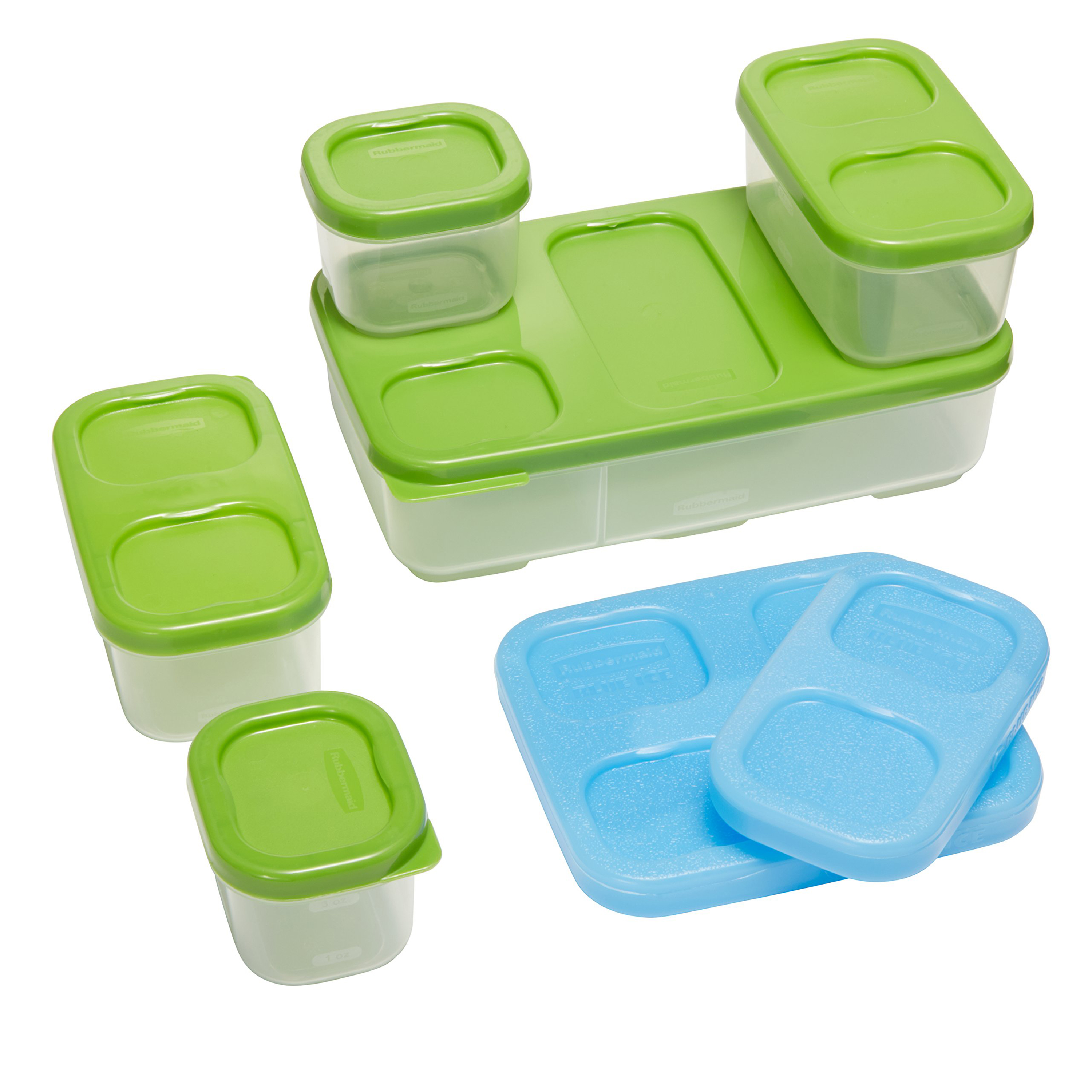 Rubbermaid LunchBlox Entrée Kit Food Container