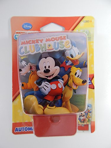 Disney Mickey Mouse Clubhouse Automatic Night Light by Disney
