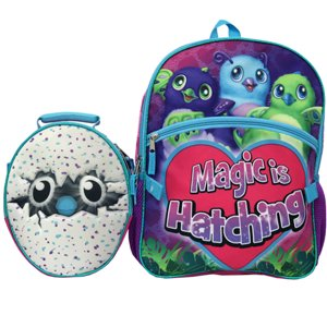 Hatchimals Burtle Hatching Backpack with Lunch
