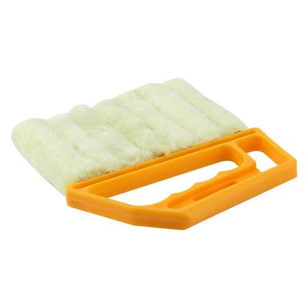 Ejoyous Mini nettoyeur tenu dans la main, nettoyeur de nettoyeur de climatiseur de fenêtre aveugle vénitien de brosse - image 4 de 11