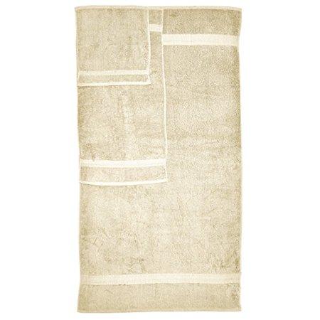 e8065c95d838 100% Egyptian Cotton Premium Bath Towel Set (1 Bath - 1 Hand - 1 ...