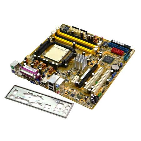 M2NBP-VM CSM Rev. 1.01G Asus REV.1.01G AMD Socket AM2 DDR2 Microatx Desktpop Motherboard US AMD Socket AM2+ AM3 (Ddr2 Btx Motherboard)
