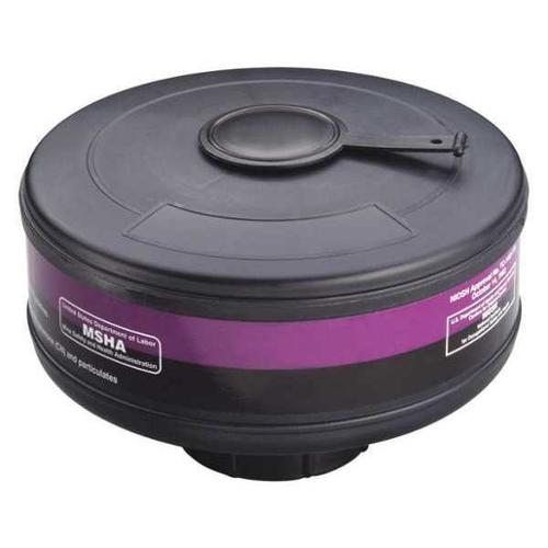 3M 450-02-11R06 Gas Mask Canister,Black Magenta,PK6 G1884115 by 3M