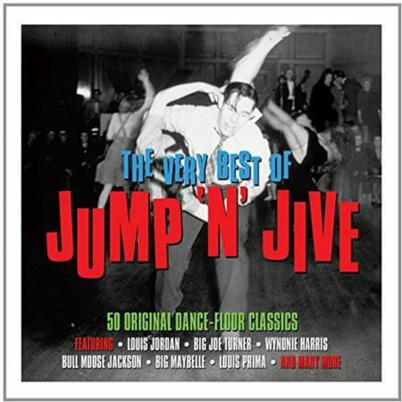 Very Best Of Jump   Jive