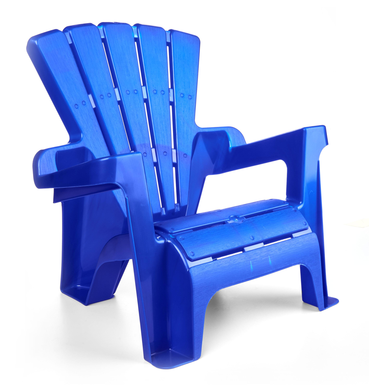Play Day Adirondack Chair, Assorted Colors - Walmart.com - Walmart.com