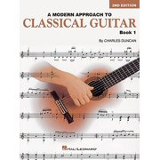 A Modern Approach to Classical Guitar, Book 1