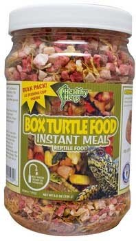 San Francisco Bay Brand Healthy Herp Instant Meal Box Turtle Food Bulk 5.5 Oz (Pack of 1) by San FranciSeachemo Bay