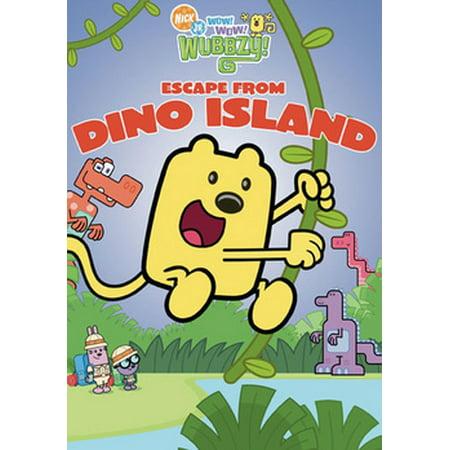 Wow Wow Wubbzy: Escape From Dino Island - Wow Wow Wubbzy Nick Jr