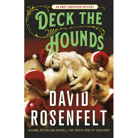 Deck the Hounds : An Andy Carpenter Mystery - John Carpenter Halloween Book